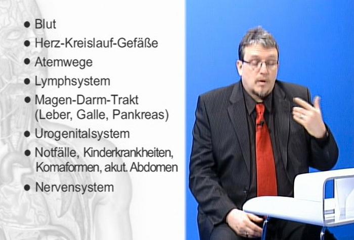 Vorbereitung Heilpraktikerprüfung: Wichtige Themen (2)