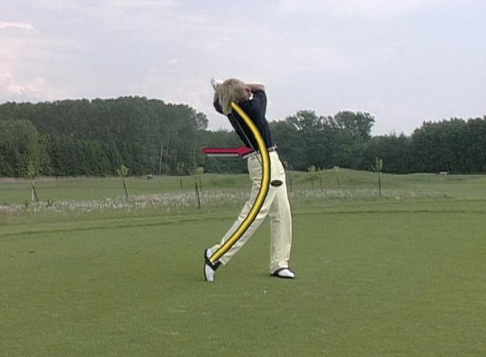 Fehler beim Golfschwung