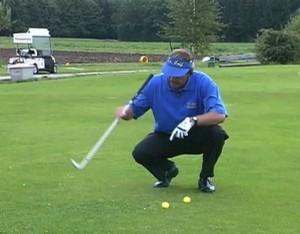 Besser Golfen: Kurzes Spiel und Pitchen