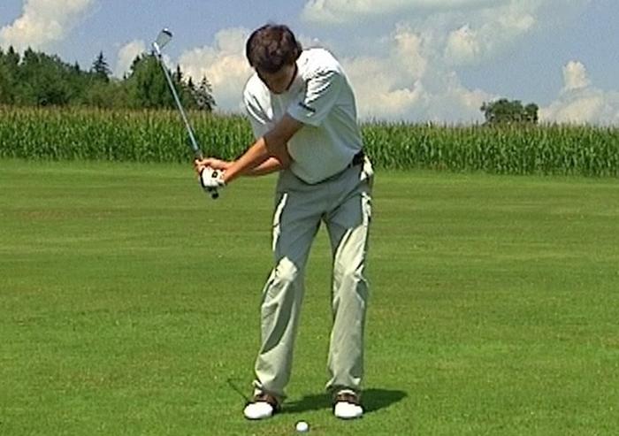 Golf: Die teuflische rechte Schulter