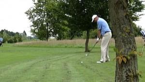 Besser Golfen: Draw im Golf