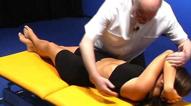 Techniken der Osteopathie: Articulatio sacroiliaca