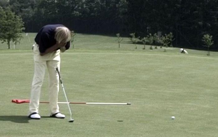 Yips, Golf, Putten,