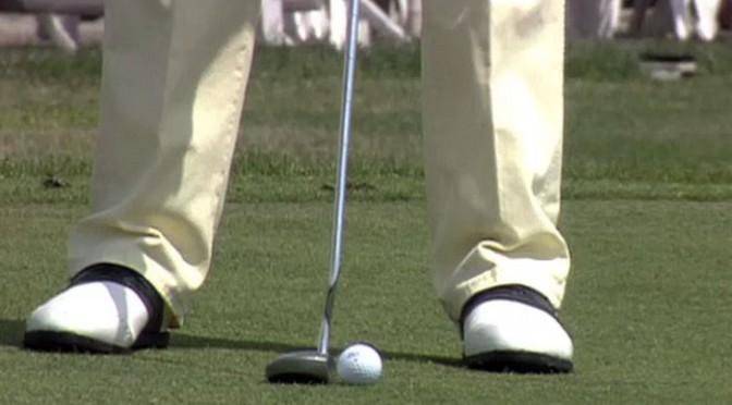 Putten Golf Yips