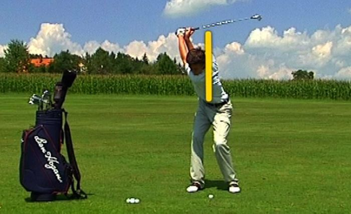 das richtige drehen der schultern beim golf ~ Wasserhahn Quietscht Beim Drehen