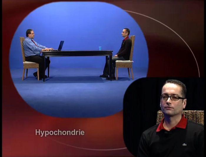 Hypochondrie hypochondrische Persönlichkeitsstörung