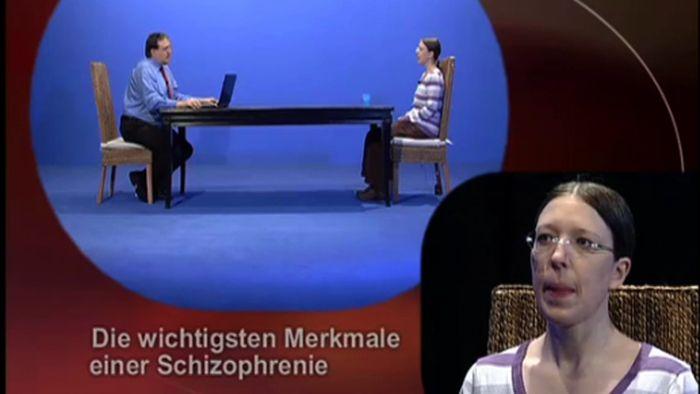 Wichtigste Merkmale Schizophrenie