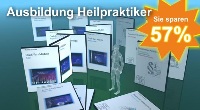 DVD-Abo Heilpraktiker-Ausbildung