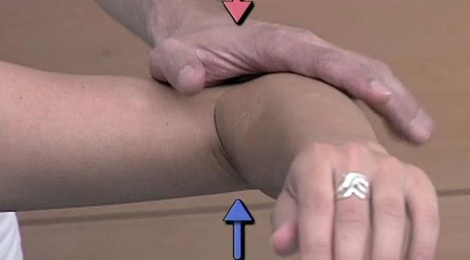 Manueller Muskeltest