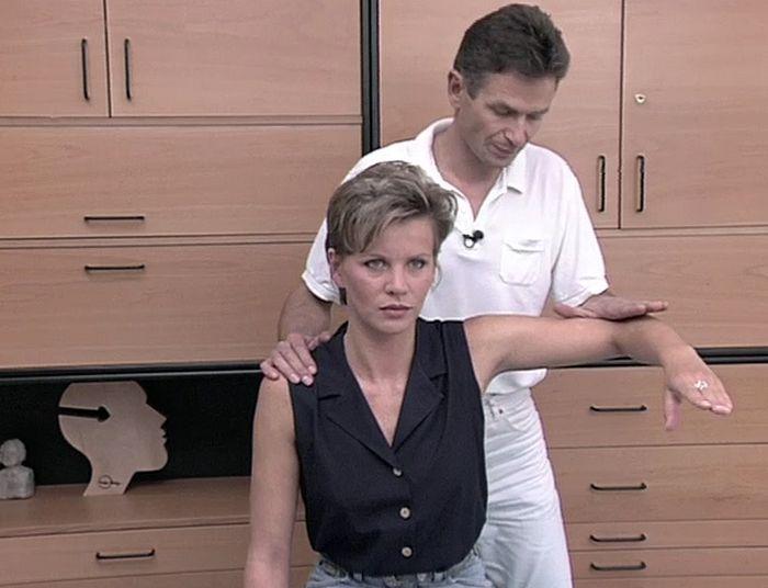 Muskeltest Kinesiologie