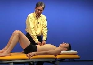 4 Punkt Technik Osteopathie