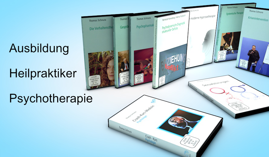 Vorbereitung Heilpraktiker Psychotherapie