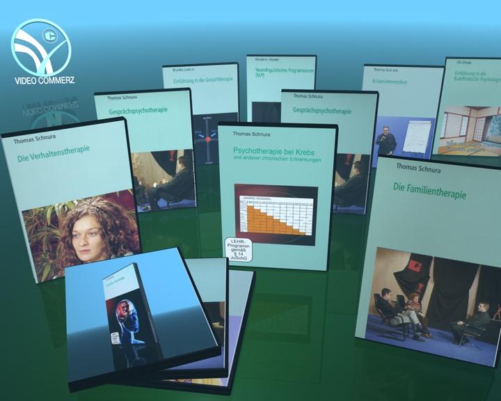 Medizinische Lehrfilme Ausbildung Psychotherapie