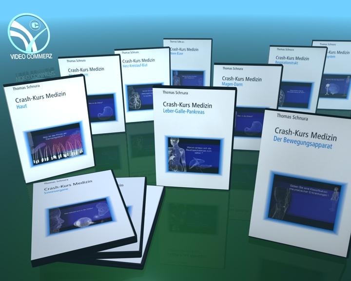 Medizinische Lehrfilme Ausbildung Heilpraktiker